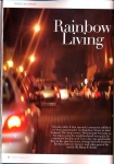 Living Well Magazine Nov. 2009